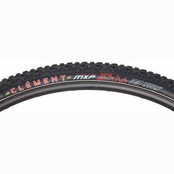 Clement MXP Clincher Tire 700x33mm Black