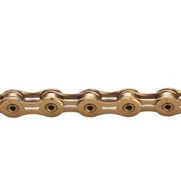 KMC X11SL 11-SP Chain Ti Nitride Gold