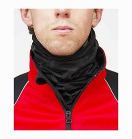 Giordana Neck Gaiter Knitted Polyro Black