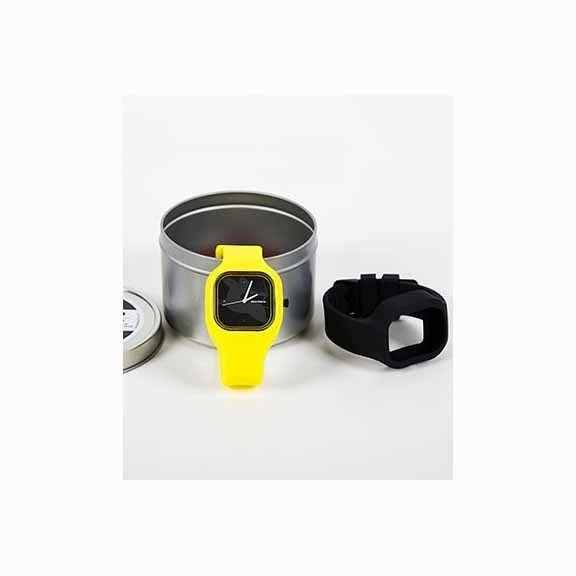 Giordana Limited Edition Watch Black/Fluo