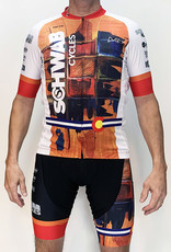 Tactic Men's Intoxicating Charge Schwab Cycles Jersey