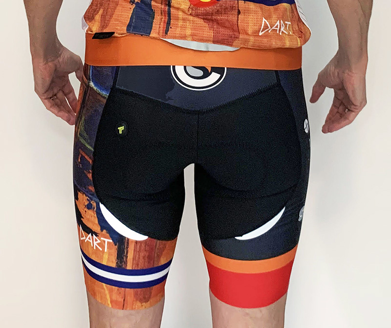 Tactic Women's Intoxicating Charge Schwab Cycles 1/2 Short