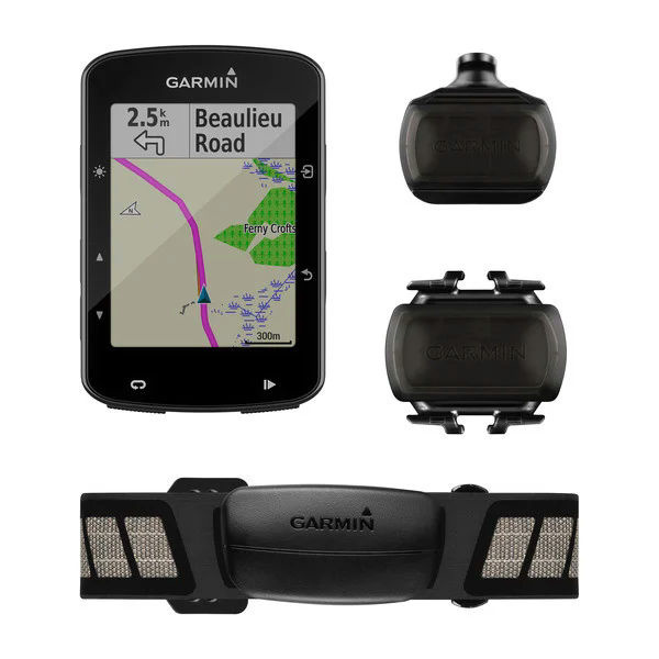 Garmin Edge 520 Plus GPS Sensor Bundle