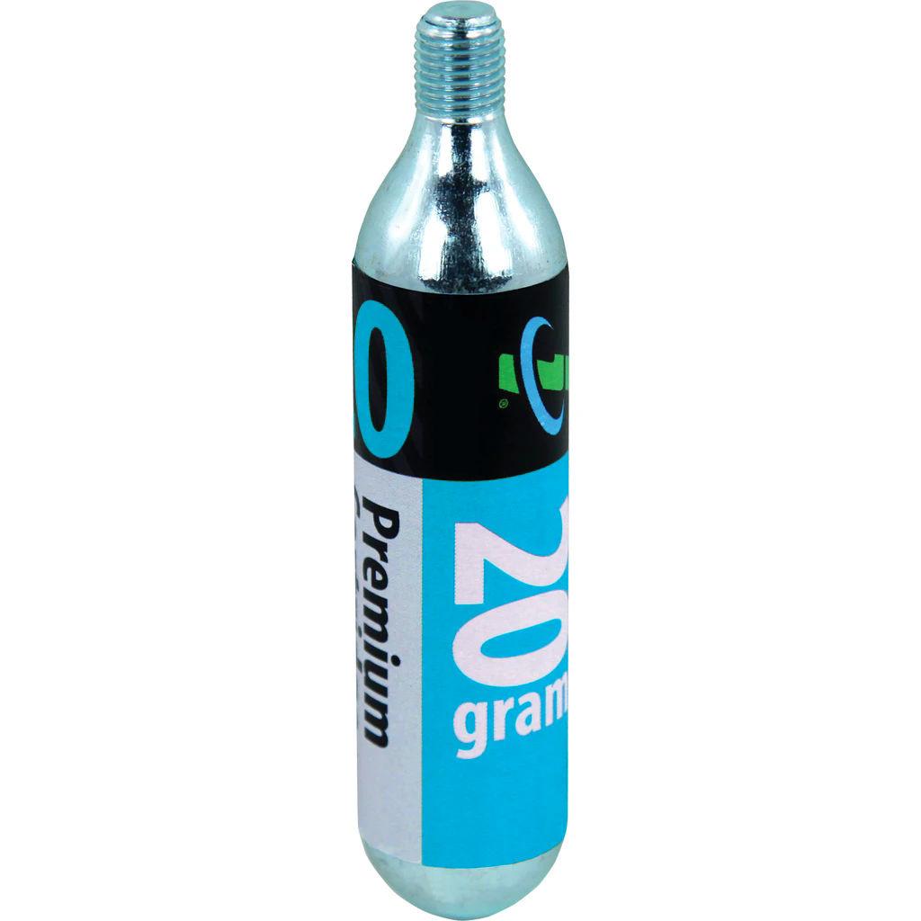 CO2 Cartridge 20g Threaded (single)