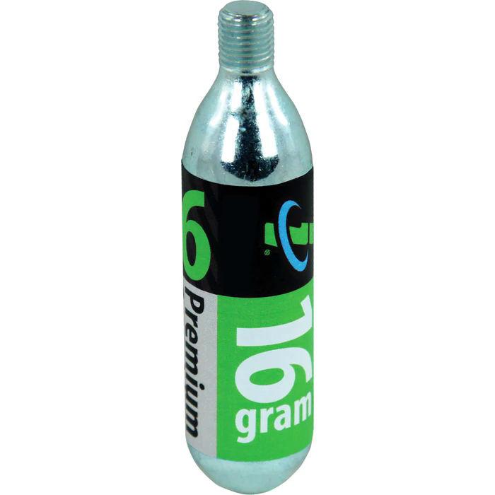 CO2 Cartridge 16g Threaded (single)