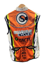 Tactic Mens Schwab Cycles Team Windflex Vest