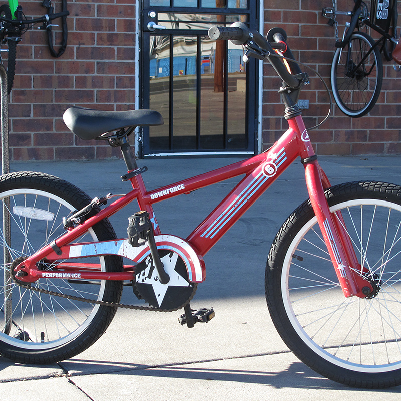 "Performance Preowned Downforce 20"" Bicycle"