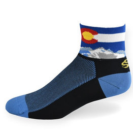 SOS Socks Colorado 2.5""