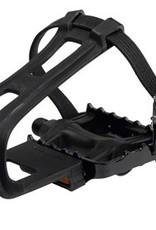 "Dimension Comp Combo Pedals/Toe Clip Plastic, 9/16"""