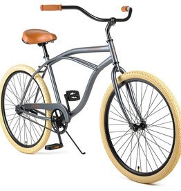 "Retrospec Chatham Mens 26"" Single Speed Cruiser"