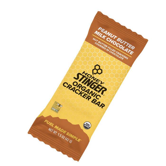 Honey Stinger Cracker N' Nut Butter Snack Bars