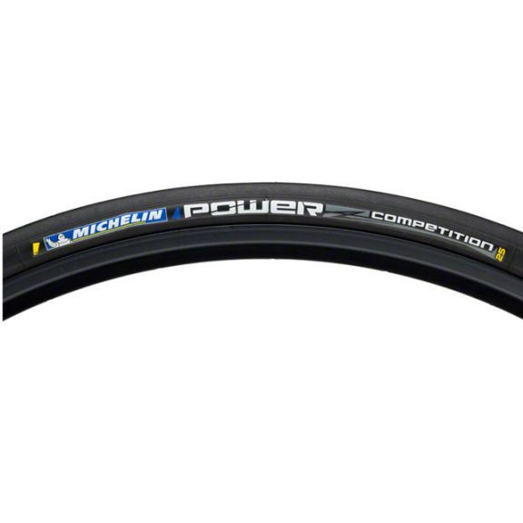 Michelin Power Competition Tire 700x25mm  Black
