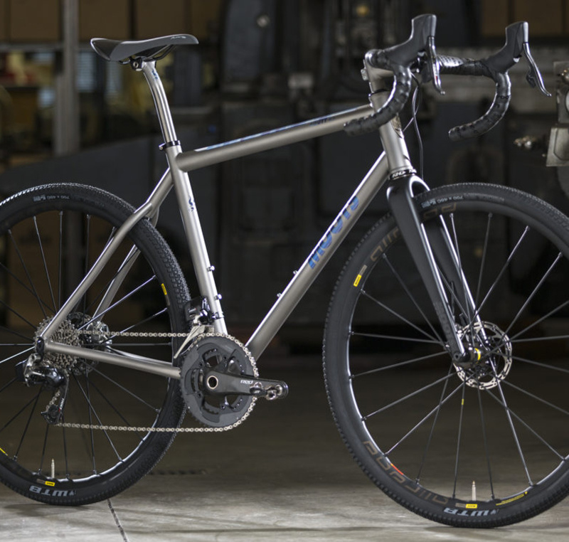 Moots Cyclocross/Gravel Frame Price List