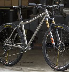 Moots 2021 MTB Frame Price List