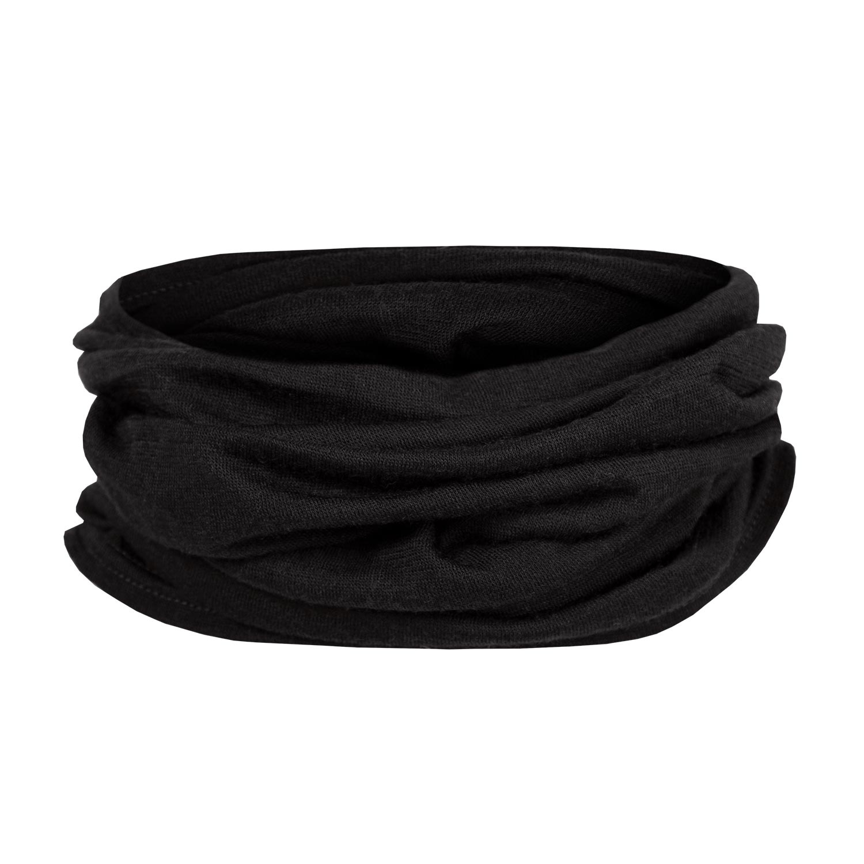Endura BaaBaa Merino Tech Multitube: Black - One size