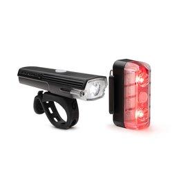 Blackburn Dayblazer 400 Front/65 Rear Light Combo - USB