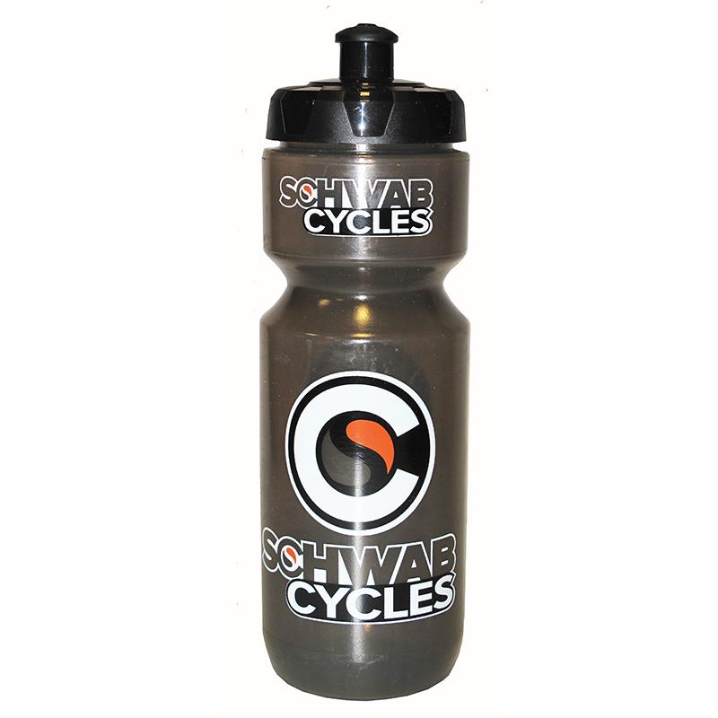 RavX Schwab Cycles 2021 Logo Water Bottle Large