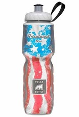 Polar Bottles Insulated 24oz Water Bottle USA Star Spangle