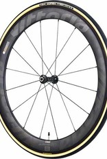 Vittoria Corsa G+ Tubular 700 x 23 Tire, Natural/Black/Black