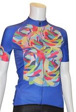 Petalos Women's Short Sleeve Jersey 2018 Spire