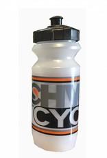 RavX Schwab Cycles New Logo Water Bottle Small