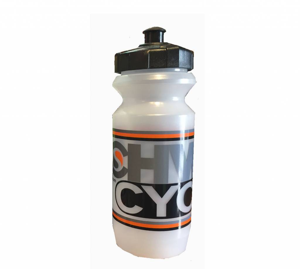RavX Schwab Cycles New Logo Water Bottle Small