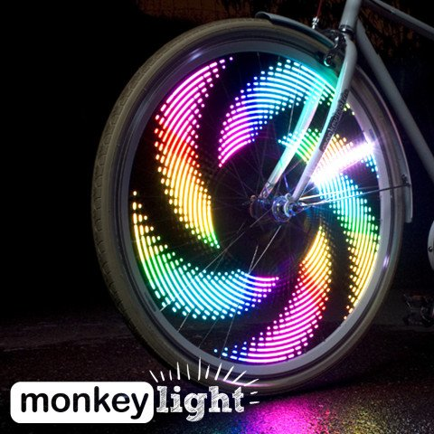 Monkey Light M232 Wheel Light
