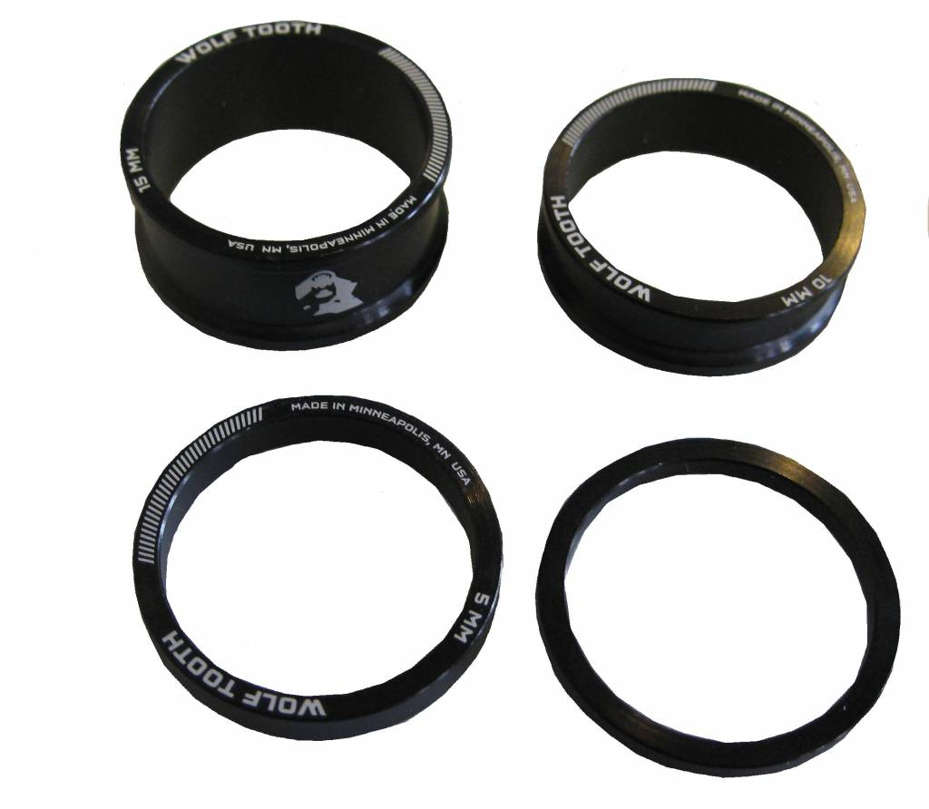 Wolf Tooth Components Spacer Kit