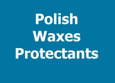POLISH/WAXES/PROTECTANTS