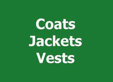 COATS/JACKETS/VESTS