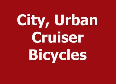 CITY/URBAN/CRUSIER