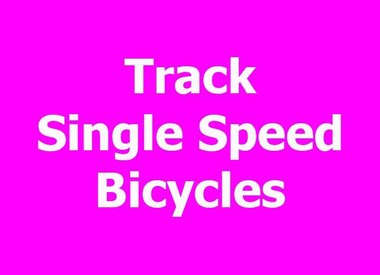 TRACK/SINGLE SPEED