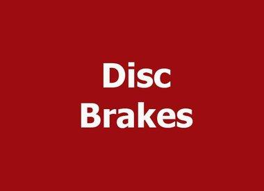 DISC BRAKES-RD/X