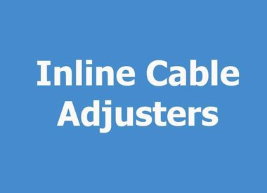 INLINE CABLE ADJUSTERS