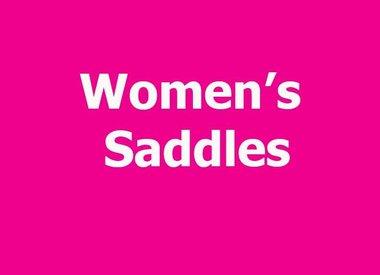 WOMEN'S SADDLES