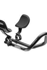 Profile Design Airstryke Black with  F19 Arm Rest & Pads