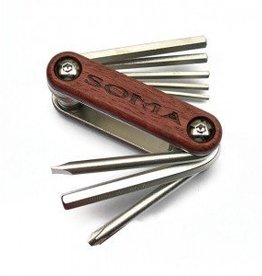 Soma Fabrications Woodie Multi-Tool 8 Functions