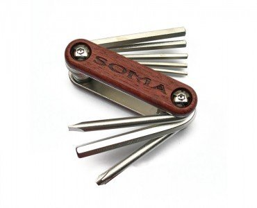 Soma Fabrications Woodie Multi-Tool 8 Functions