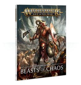 Games Workshop Battletome: Beasts of Chaos