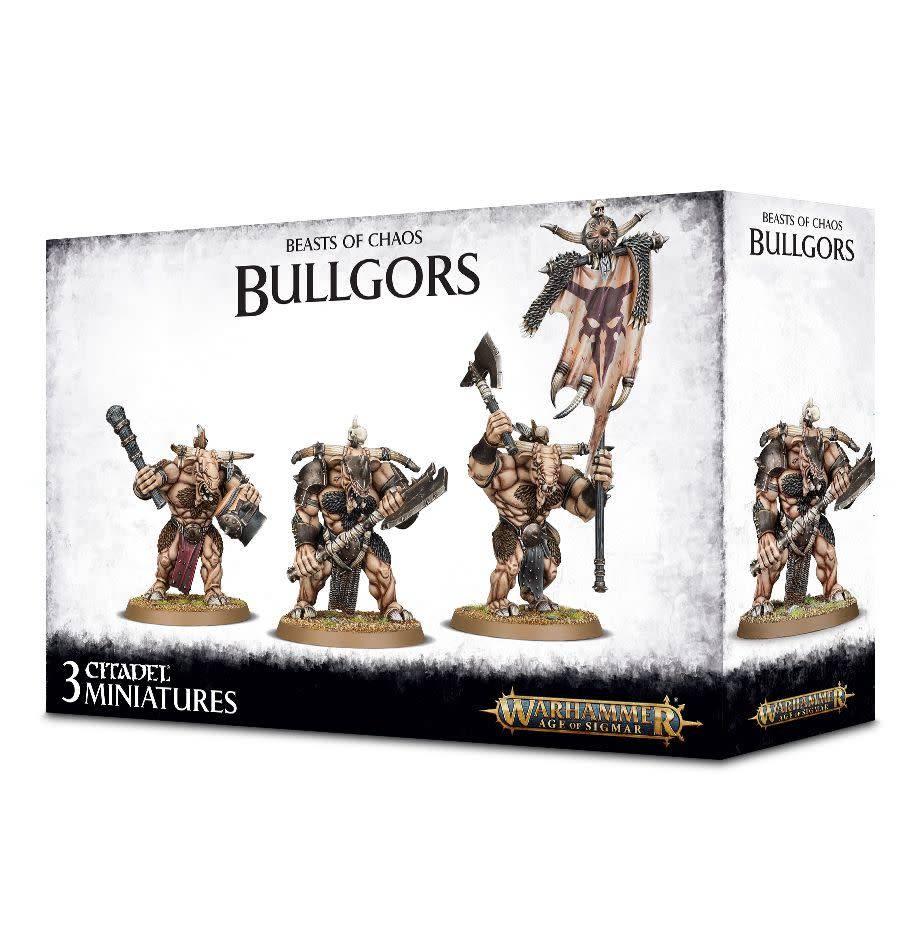Games Workshop Bullgors