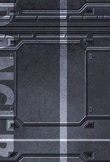 Frontline-Gaming FLG Mats: Spaceship 1 4x4'