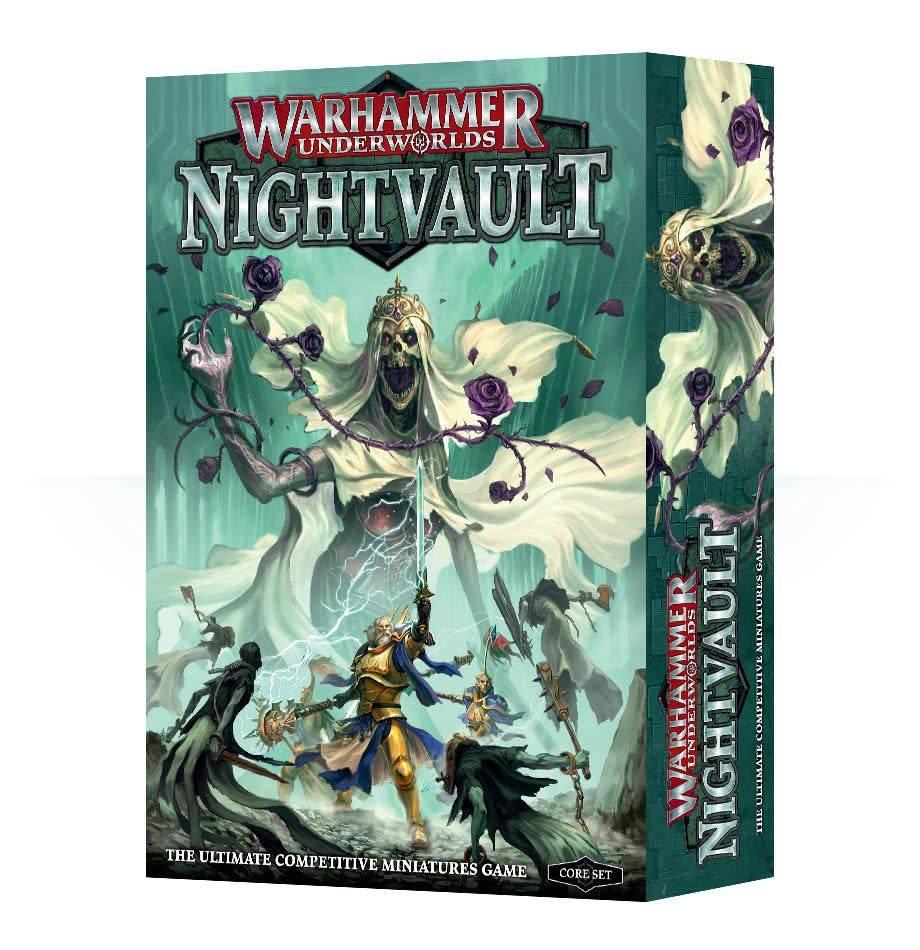 Games Workshop Warhammer Underworlds: Nightvault