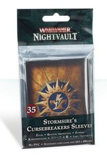 Games Workshop Warhammer Underworlds: Nightvault Stormsire's Cursebreakers Sleeves