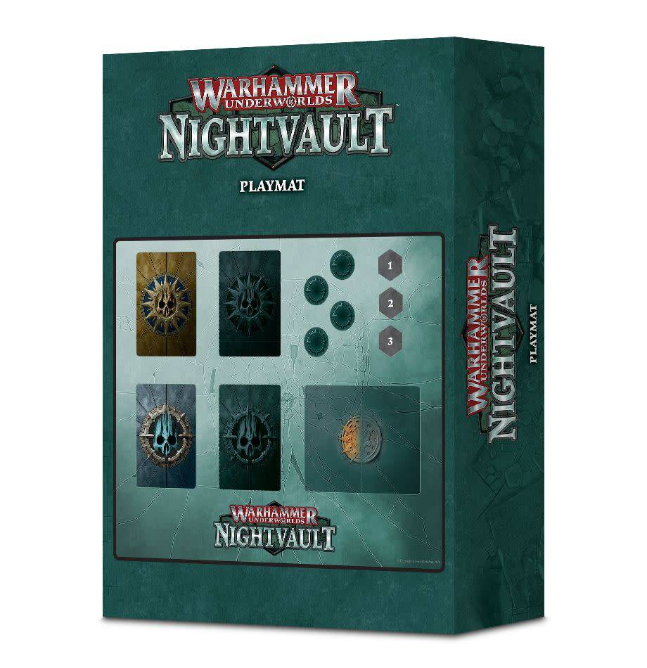 Games Workshop Warhammer Underworlds: Nightvault Playmat