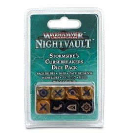 Games Workshop Warhammer Underworlds: Nightvault – Stormsire's Cursebreakers Dice Pack