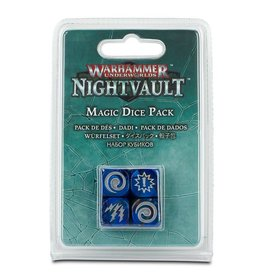 Games Workshop Warhammer Underworlds: Magic Dice Pack