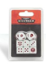 Games Workshop Kill Team T'au Empire Dice