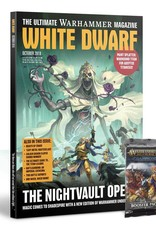 Games Workshop White Dwarf October 2018