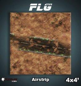 Frontline Gaming FLG Mats: Airstrip 4x4'
