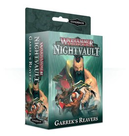 Games Workshop Warhammer Underworlds: Nightvault – Garrek's Reavers